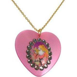 Tarina Tarantino Barbie Purple Necklace